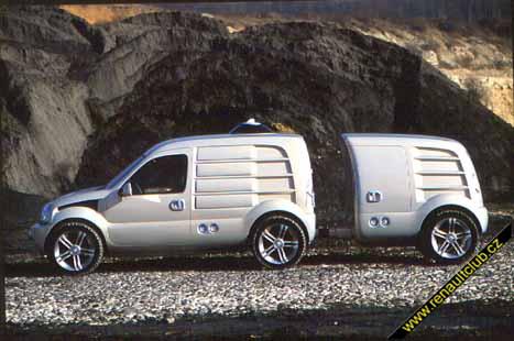 Renault Pangea Concept Car