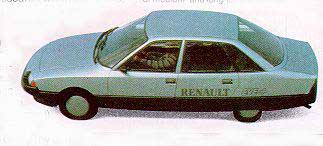 Renault EVE