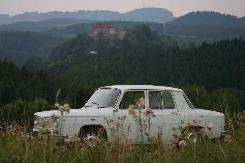 Renault 8, typ 1132