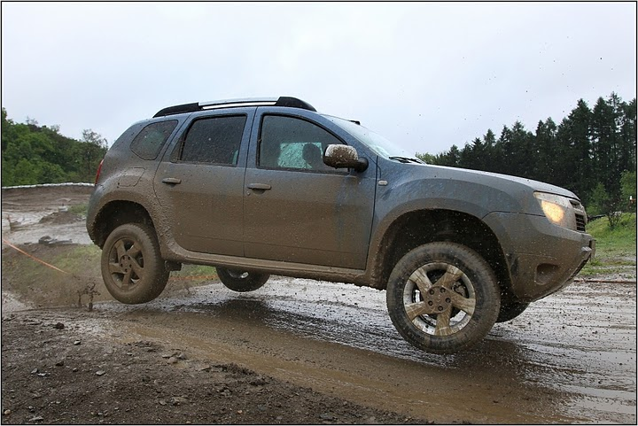 Dacia Duster - test