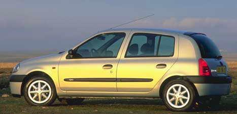 Nové Clio